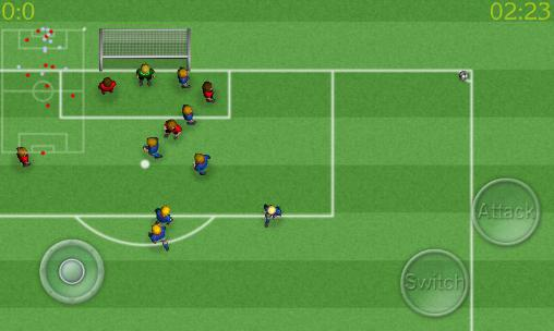 Cheery soccer für Android