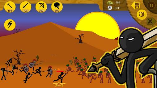 Stick war: Legacy für Android