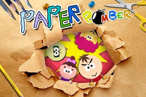 logo Papier Bomber