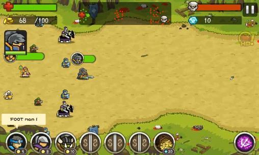 Mount Garr Azeroth для Android
