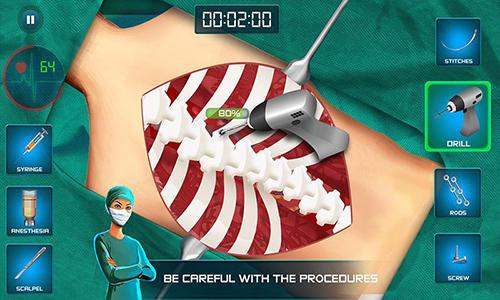 Ärzte Surgeon doctor 2018: Virtual job sim auf Deutsch