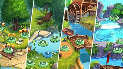 RPG-Spiele Color knights für das Smartphone