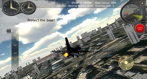 Juegos de aviones Fly airplane fighter jets 3D en español