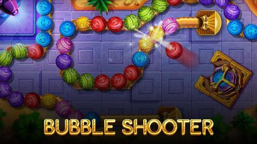 Bubble shooter capture d'écran 1