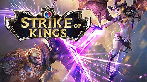 Strike of kings captura de tela 1