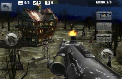Zombie francotirador