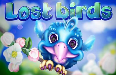 logo Pájaros perdidos