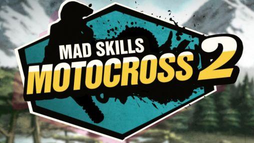 Mad skills motocross 2 captura de tela 1