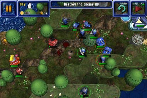 Great big war game screenshot 4