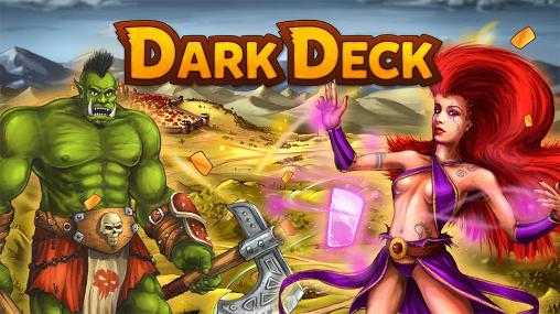 Dark deck: Dragon card CCG capture d'écran 1