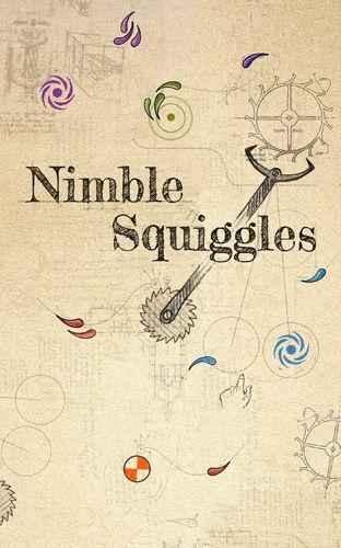 logo Nimble squiggles