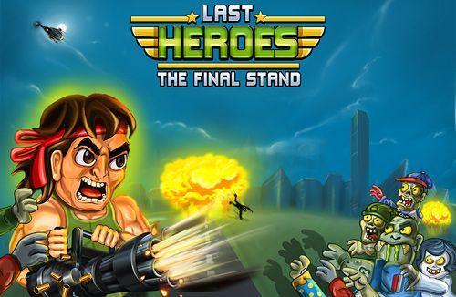 logo Letzte Helden: Die letzte Schlacht