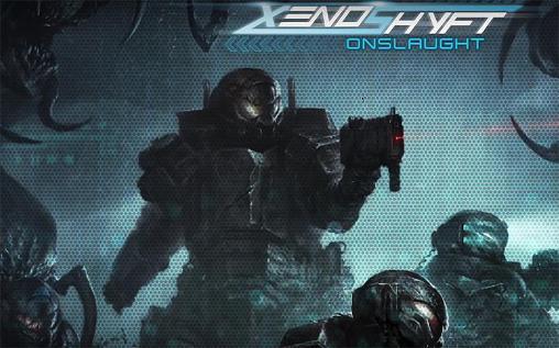 Xenoshyft: Onslaught Screenshot