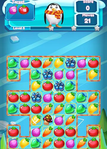 Winter fruit mania für Android
