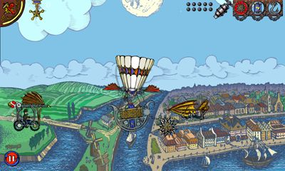 The Unparalleled Adventure of One Hans Pfaall para Android