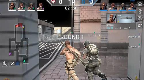 Final warfare screenshot 1