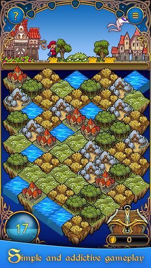 Arcade Jewel road: Fantasy match 3 für das Smartphone