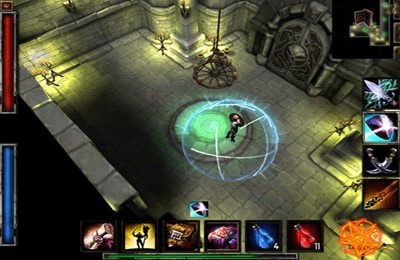 Juegos de acción: descarga Mazmorra profunda a tu teléfono