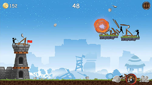 The catapult for Android