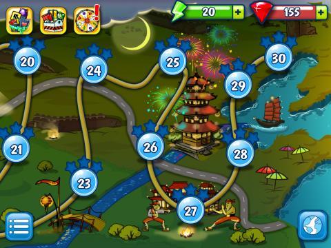Arcade-Spiele Total destruction: Blast hero für das Smartphone