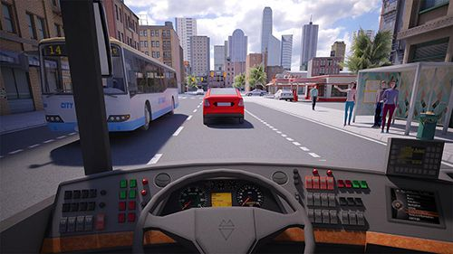 Bus simulator pro 2016 for iPhone for free