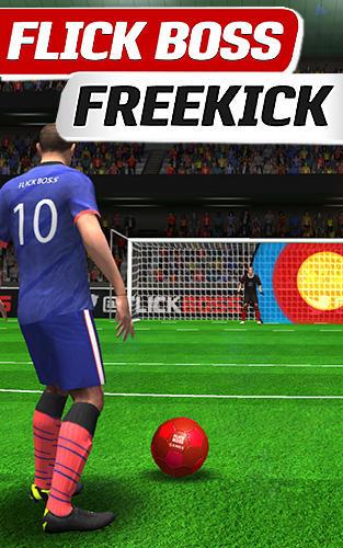 Flick boss: Freekick Screenshot