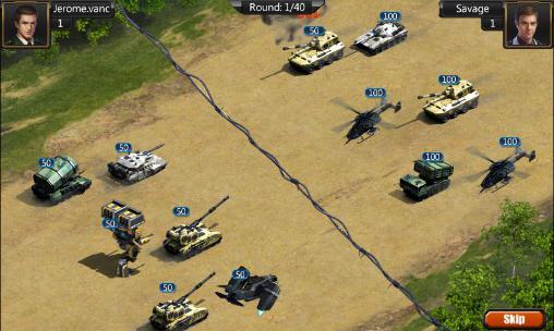 Armor modern war: Mech storm screenshot 2