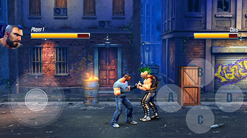 Street fighting game 2019 pour Android