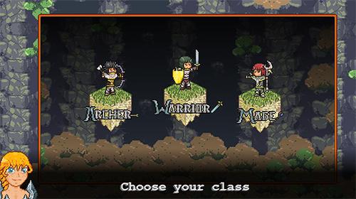 RPG First fang RPG für das Smartphone
