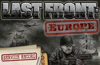 logo Letzte Front: Europa