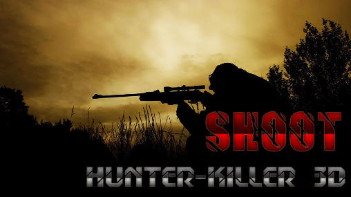 Shoot hunter-killer 3D ícone