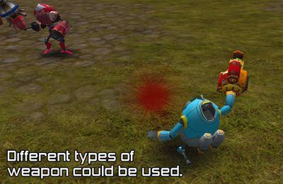 Batalla de los robots