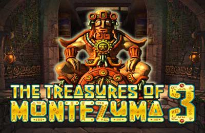 logo The Treasures of Montezuma 3 HD