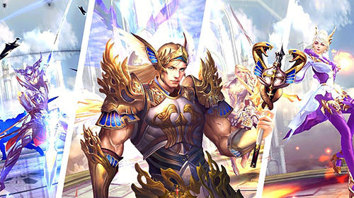 RPG Rise of gods: A saga of power and glory für das Smartphone