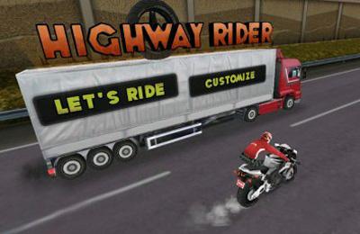 logo Highway Rider