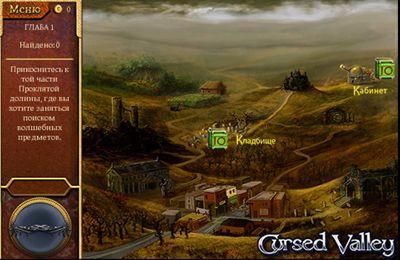 Screenshot The Magician's Handbook: Cursed Valley on iPhone