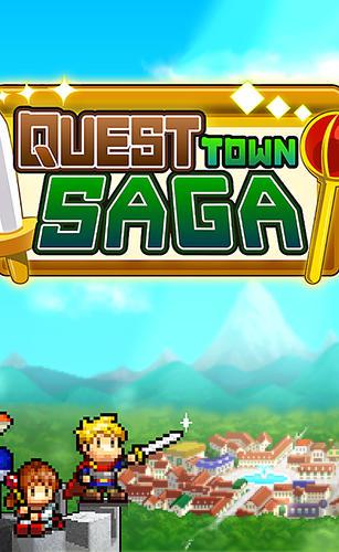 Quest town saga Screenshot