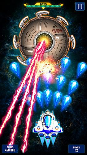 Space shooter: Galaxy attack für Android