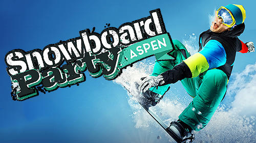 Snowboard party: Aspen capture d'écran 1
