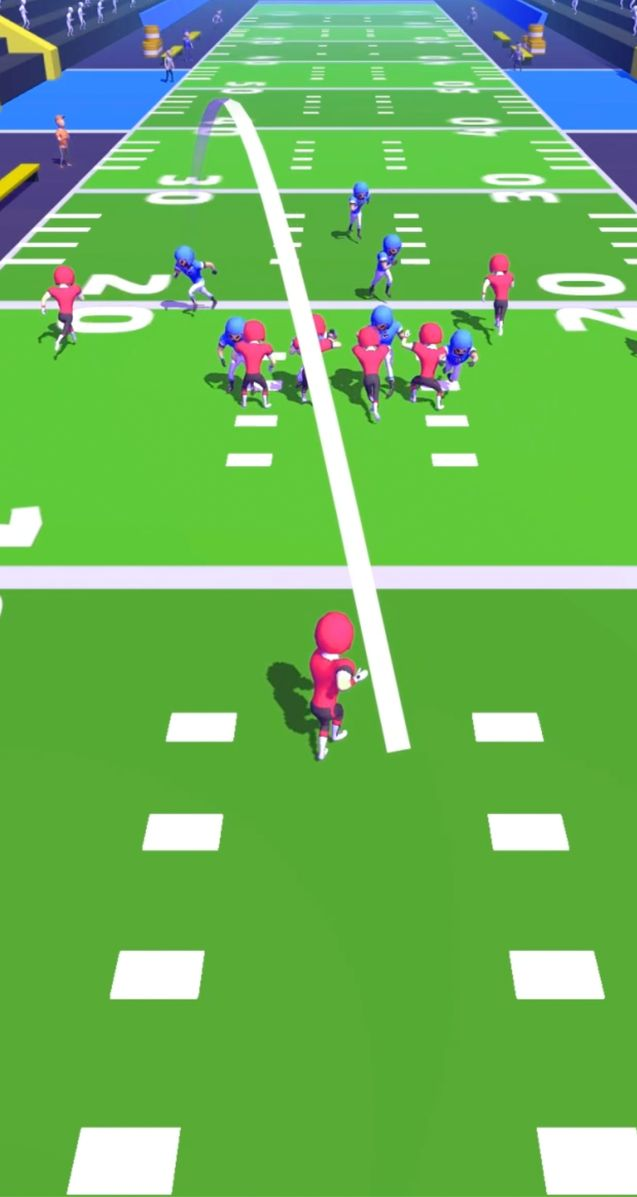 Touchdown Glory 2020 pour Android