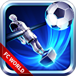 Foosball cup world icono