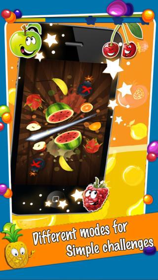 Аркады игры: скачать Fruit clash ninja на телефон