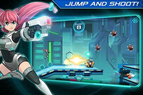 Arcade-Spiele Target acquired für das Smartphone