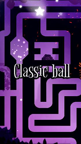 Classic ball and the night of falling stars Screenshot