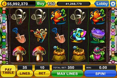 Gambling games: download Slotomania to your phone