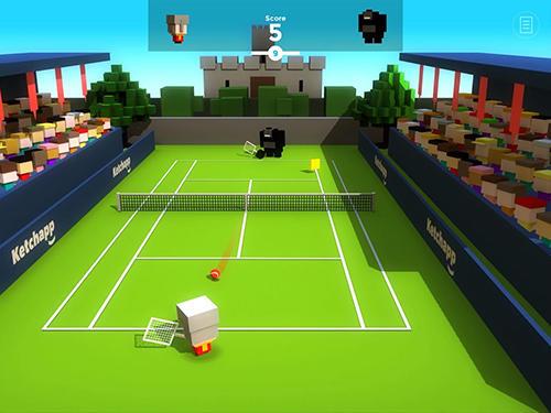 Ketchapp: Tennis für Android
