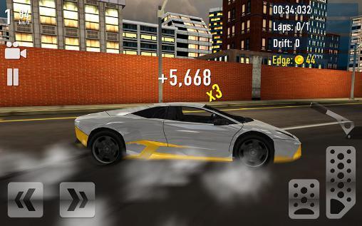 Drift max: City Screenshot
