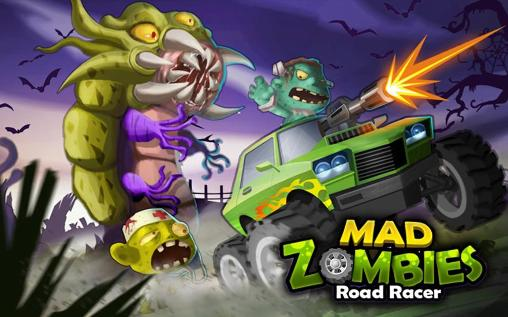 Mad zombies: Road racer screenshots