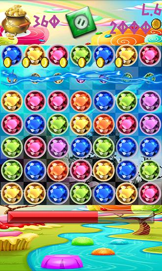 Gems and jewels: Match 3 для Android