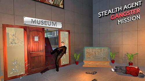 Stealth agent gangster mission Screenshot